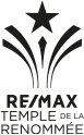 Membre du Temple de la renommée de RE/MAX International Logo