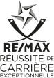 Membre de Réussite de Carrière Exceptionnelle RE/MAX International Logo